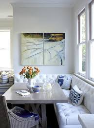 Breakfast Banquette New House Diary Breakfast Room Banquettes Tobi Fairley