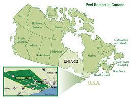 canada maps maps peel immigration