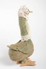 madeheart u003e beautiful handmade figurine decorative statuette eco
