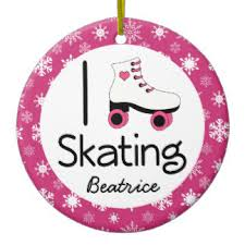 roller skate ornaments keepsake ornaments zazzle