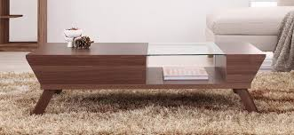 Display Coffee Table Furniture Of America Gellan Glass Insert Coffee Table