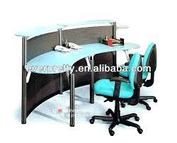 Reception Office Desk Half Circle Office Desk Medium Size Of Half Office Desk Semi