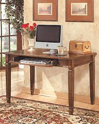 24 inch wide writing desk ashley furniture cross island mission large leg desk and low hutch
