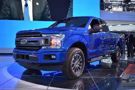 minor styling tweaks hide big changes for ford u0027s 2018 f 150 truck
