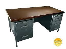 bureau industriel pas cher mobilier industriel pas cher excellent meuble industriel with