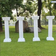 Roman Columns For Home Decor by Online Buy Wholesale Roman Columns From China Roman Columns