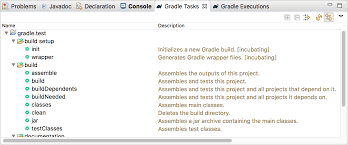 using the gradle build system in the eclipse ide tutorial