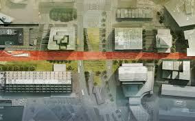 site plan visualizing architecture