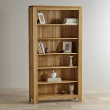Tall Narrow Oak Bookcase by Galway Natural Solid Oak Bookcase Living Room Furniture