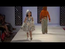 fit fashion show 2009 children u0027s wear youtube