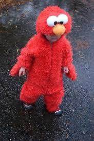 Cookie Monster Halloween Costume Toddler 25 Elmo Costume Ideas Elmo Cookie Monster