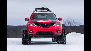 Nissan Rogue Warrior - nissan rogue winter warrior concept
