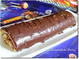 glacer cuisine gâteau roulé au nutella glaçage au chocolat la cuisine de nelly