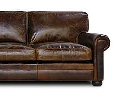 Oversized Leather Sofa Sedona Lancaster Oversized Seating Leather Sofa Set