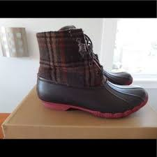 womens boots 67 sperry shoes speedy s boots size 9 from joe s