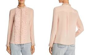 womens silk blouses womens silk blouses bloomingdale s