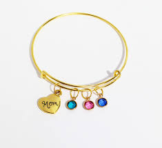 mothers day birthstone bracelet gifts mothers day gift birthstone bracelet jewelry gold