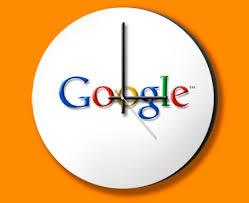 design a google logo online logo social networking photo clock