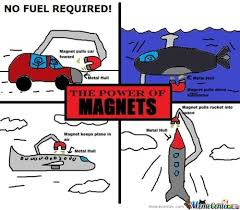 Meme Magnets - power of magnets by recyclebin meme center