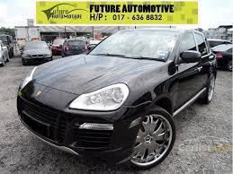 porsche cayenne turbo s 2007 porsche cayenne 2007 turbo 4 8 in selangor automatic suv black for