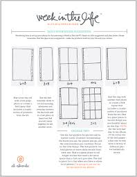 6x8 page protectors ali edwards design inc week in the 2014 the really