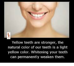 Yellow Teeth Meme - yellow teeth are stronger the natural color of our teeth is a light