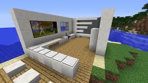 minecraft modern kitchen how to make a modern house kitchen in minecraft youtube
