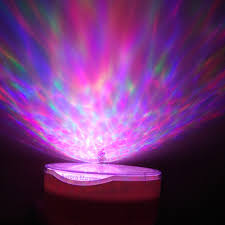 plug in projector night light yiyang present romantic aurora master projector colorful led