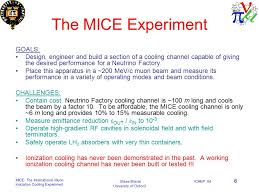 design engineer oxford mice the international muon ionization cooling experiment ulisse