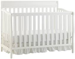 White Convertible Baby Crib Graco Stanton Convertible Crib Classic White