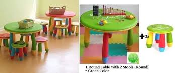 table with 2 stools kids table my cheery round table end 12 24 2018 12 15 am