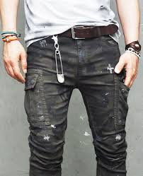Rugged Clothes Mens Real Vintage Oil Wash Rugged Camo Cargo Pants 130 Fast