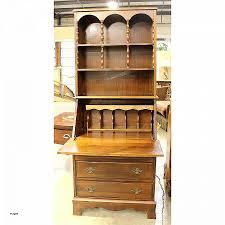 antique drop front secretary desk with hutch best of wonderfull antique drop front secretary desk
