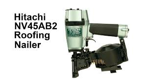 Battery Roofing Nailer by Roofing Gun U0026 15 Degree Coil Roofing Nailer Sc 1 St The Home Depot