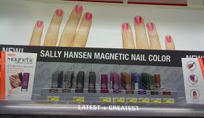 sally hansen magnetic nail color beauty in budget blog