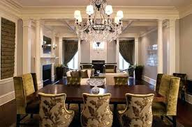 formal dining room ideas formal dining table centerpiece oasis