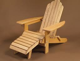 Outdoor Wood Project Plans by Adirondack Chair