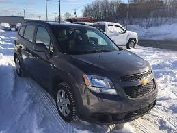 used 2012 chevrolet orlando ls comme neuf in gaspé used