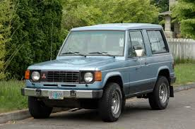 mitsubishi old models 1983 mitsubishi pajero news reviews msrp ratings with amazing