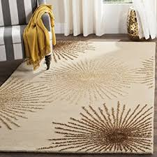 5 By 8 Area Rugs Safavieh Soho Collection Soh712a Handmade Fireworks