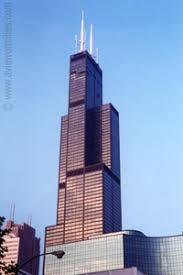 willis tower chicago sears tower chicago building info