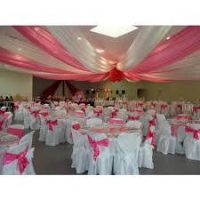 tenture plafond mariage tenture mariage pas cher tapis de salle blanc badaboum