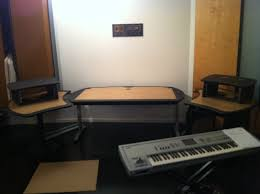 Recording Studio Desk Design by Wood Pdf Plans Recording Studio Workstation Desk Plans How To Diy