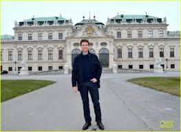Tom Cruise Mansion by Tom Cruise U0026 Olga Kurylenko U0027oblivion U0027 Vienna Photo Call Photo