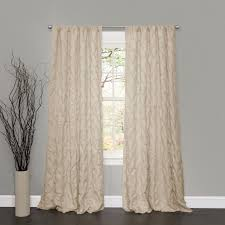Wide Window Curtains by Lake Como Window Panels