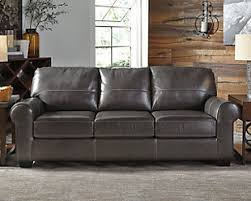 Grey Leather Armchair Sofas U0026 Couches Ashley Furniture Homestore