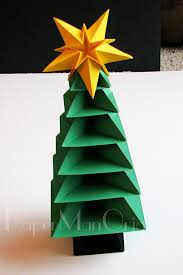 maxresdefault origami tree patterns topper