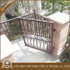 ornamental iron supply exporter of decorative gate wrought