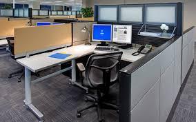 Computer Workstation Desk Innovative Workstation Computer Desk Fancy Office Furniture Design