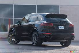 cayenne porsche turbo 2016 porsche cayenne turbo s and lessons about gravity car reviews